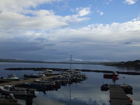 BOWMORE 港 自然