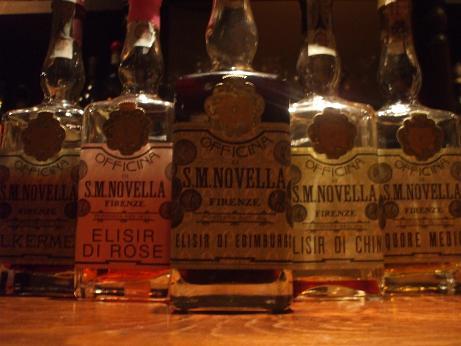 北新地 バー the bar elixir k リキュール サンタマリアノヴェッラ